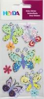 Heyda Sticker Schmetterlinge