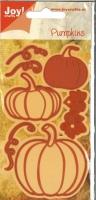 Stanze Kürbisse Pumpkins