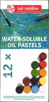 Talens Art Creation 12 x water-soluble oil pastels