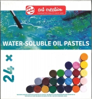 Talens Art Creation 24 x water-soluble oil pastels