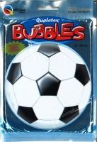 Bubbleballon  Fußball