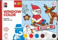 Marabu Windowcolor Set Weihnachten