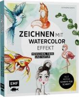 ZEICHNEN MIT WATERCOLOR-EFFEKT