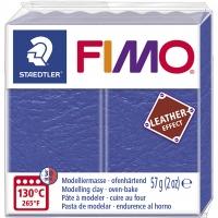 FIMO Leder-Effekt indigo
