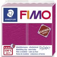 FIMO Leder-Effekt beere