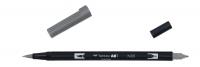 Tombow ABT Dual Brush Pen - cool grey 12
