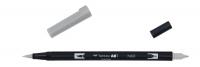 Tombow ABT Dual Brush Pen - cool grey 6