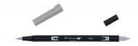 Tombow ABT Dual Brush Pen - cool grey 5