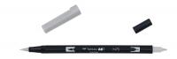 Tombow ABT Dual Brush Pen - cool grey 3