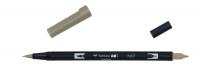 Tombow ABT Dual Brush Pen - warm grey 5