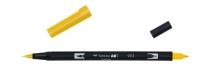 Tombow ABT Dual Brush Pen - chrome orange