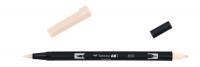 Tombow ABT Dual Brush Pen - flesh