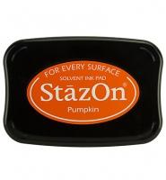 StazOn Stempelkissen Pumpkin