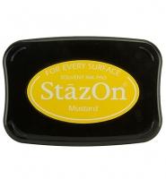 StazOn Stempelkissen Mustard