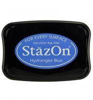 StazOn Stempelkissen Hydragea Blue