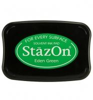 Stempelkissen StazOn eden green