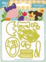 Stanzen - Jocelijne - Hoppy Easter