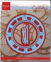 Marianne Design Creatables - Uhr