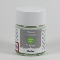 Klarlack food-safe kristall