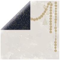 Scrapbookingpapier Starry Night - Magic