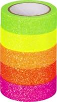 Deko Tapes Neon Regenbogen neon glitter