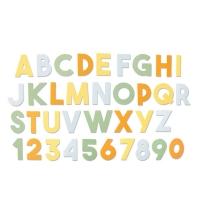 Sizzix Bigz XL Alphabet Die - Chunky Alphabet