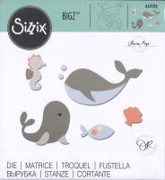 Sizzix Bigz Die – Ocean Friends