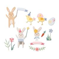 Sizzix Thinlits Die Set 23PK – Easter Celebration