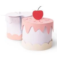Sizzix Thinlits Die Set 11PK Cake Box