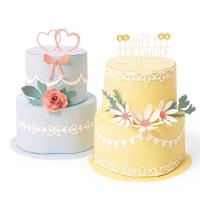 Sizzix Thinlits Die Set 29PK – Cake Pop-Up