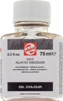 Alkydmalmittel Flasche 75 ml