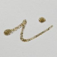 Talens art creation Effect liner - Glitter gold