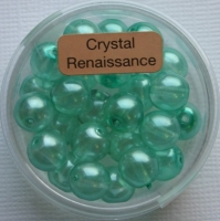 Crystal Renaissance Perlen 8mm helltürkis