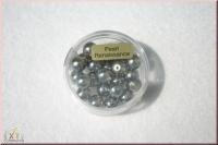 Crystal Renaissance Perlen 8mm grau
