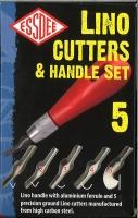 Linoleum Cutter Set 5-teilig