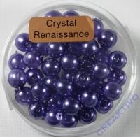 Crystal Renaissance Perlen 6mm violet