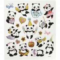 Sticker Pandas