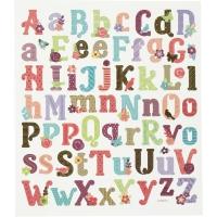 Sticker Alphabet