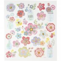 Sticker Frühlingsblumen II