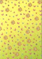 Transparentpapier Blütenzauber Motiv 04