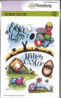 Clearstamps Easter 1