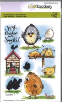 Clearstamps Chicken 1