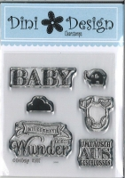 Clearstamps Baby