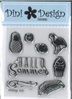 Clearstamps Sommer