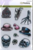 Clear stamps Lovely Skeletal