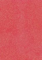 Glitterkarton A4 rot neon