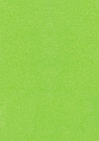 Glitterkarton A4 grün neon