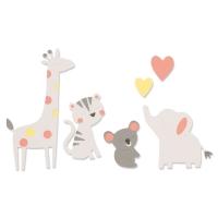 Sizzix Bigz Die – Zoo Friends