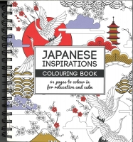 Japanse Inspirations - Colouring Book