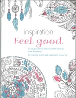 Feel good - 50 Motive zum Ausmalen
